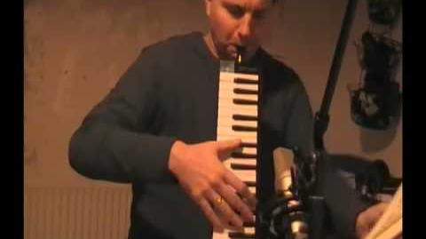 Brandenburg Concerto 3 - 3 with 7 Melodica tracks, contained within 3 octaves-0