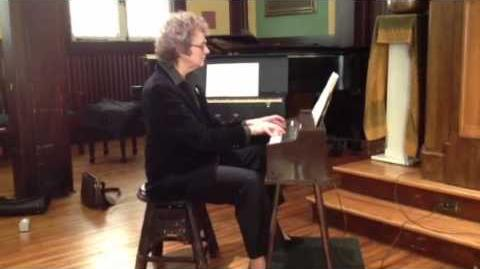 Artis Wodehouse plays Mack the Knife on a Magnus Chord Organ-0