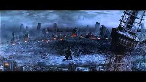 Godzilla Final Wars Godzilla vs. Monster X