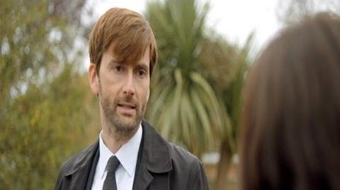 Broadchurch Series 1 Exclusive Extra Scene - Danny's Wake (2013)