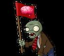 Flaggen-Zombie