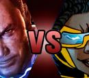 Cole MacGrath vs. Static Shock