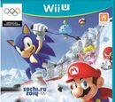 Mario & Sonic en los JJOO de Invierno 2014