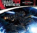 Transformers: Movie Prequel Número 1