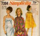 Simplicity 7394 B