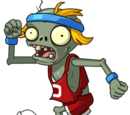 Pole Vaulting Zombie (PvZ: AS)