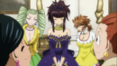 Kagura wearing a dress.png