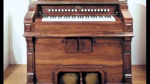 August Reinhard - Sonatina 1 in C major - Gerard van Reenen, harmonium