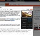Bleubird/A expansão do Editor Visual
