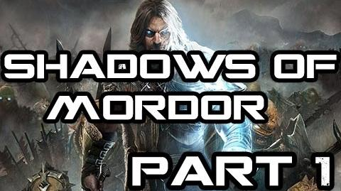 ★ Shadow of Mordor part 1 ★ movie series