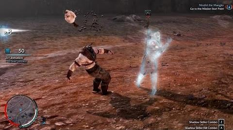 Middle Earth Shadow of Mordor Executions