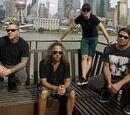 American thrash metal musical groups