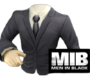 MIB Suit Jacket