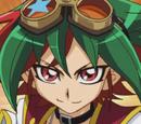 Personnage Yu-Gi-Oh! Arc-V
