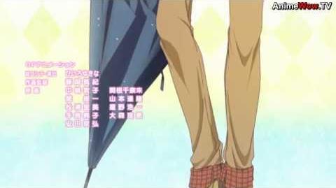 Ookami Shoujo To Kuro Ouji ED