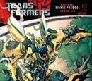 Transformers: Movie Prequel Número 3