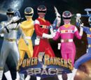 Power Rangers in Space (1998)
