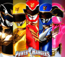 Power Rangers Megaforce (2013)