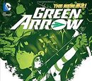 Green Arrow: The Outsiders War (Collected)