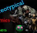 Top 45 Stereotypical Enemies In Games