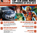 XD1/Top Ten Dark Horse Experiences OF NYCC 2014