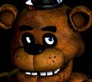 Freddy Fozziebear