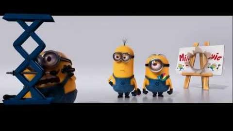 Despicable Me 2 Ending - Minions Show (Credits Removed) HD