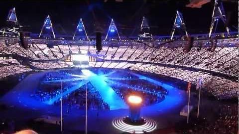 2012 Summer Olympics Closing Ceremony