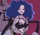 Miss Doublefinger ou Avadonia