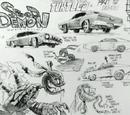 Speed Demon/Gallery