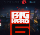 MARVEL COMICS: Big Hero 6 Easter Eggs