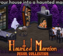 Haunted Mansion Decor Collection