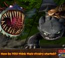 Враг Беззубика
