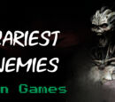 Top 100 Scariest Enemies In Games