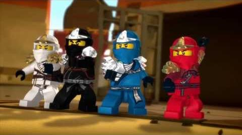 LEGO® Ninjago The Beginning to 2014