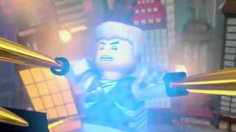 "LEGO NINJAGO Sneak Peek – Zane The Titanium Ninja, ""Full Digital"" The Fold-0"