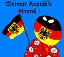 Weimar Republicball