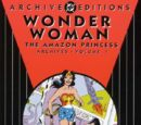 Wonder Woman: The Amazon Princess Archives Vol. 1 (Collected)