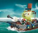 7881 Le vaisseau des pirates