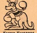Kasper Kangaroo