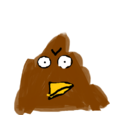 Crappy Crapper Bird of Crappy Crap
