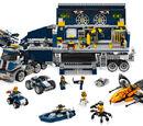 8635 Mission 6 : Centre de commandement mobile