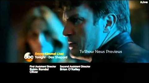 "Castle 7x03 Promo ""Clear & Present Danger"" (HD) Season 7 Episode 3"