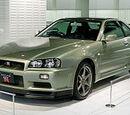 Nissan Skyline GT-R (R34)