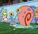 Grouchy Snailitis