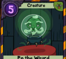 Po the Wizard