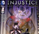 Injustice: Year Three Vol 1 1