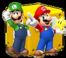 Super Mario 64 Bloopers: Double Kart/Characters