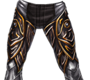 Invincible Legplates of Callissa
