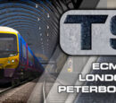 ECML London to Peterborough